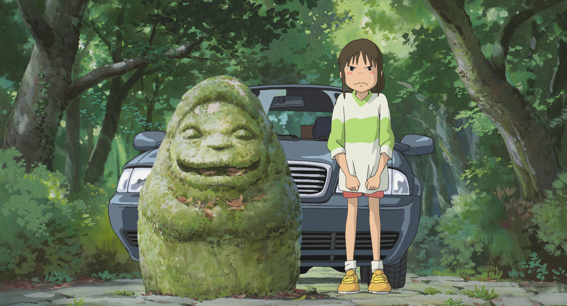 千と千尋の神隠し - スタジオジブリ STUDIO GHIBLI