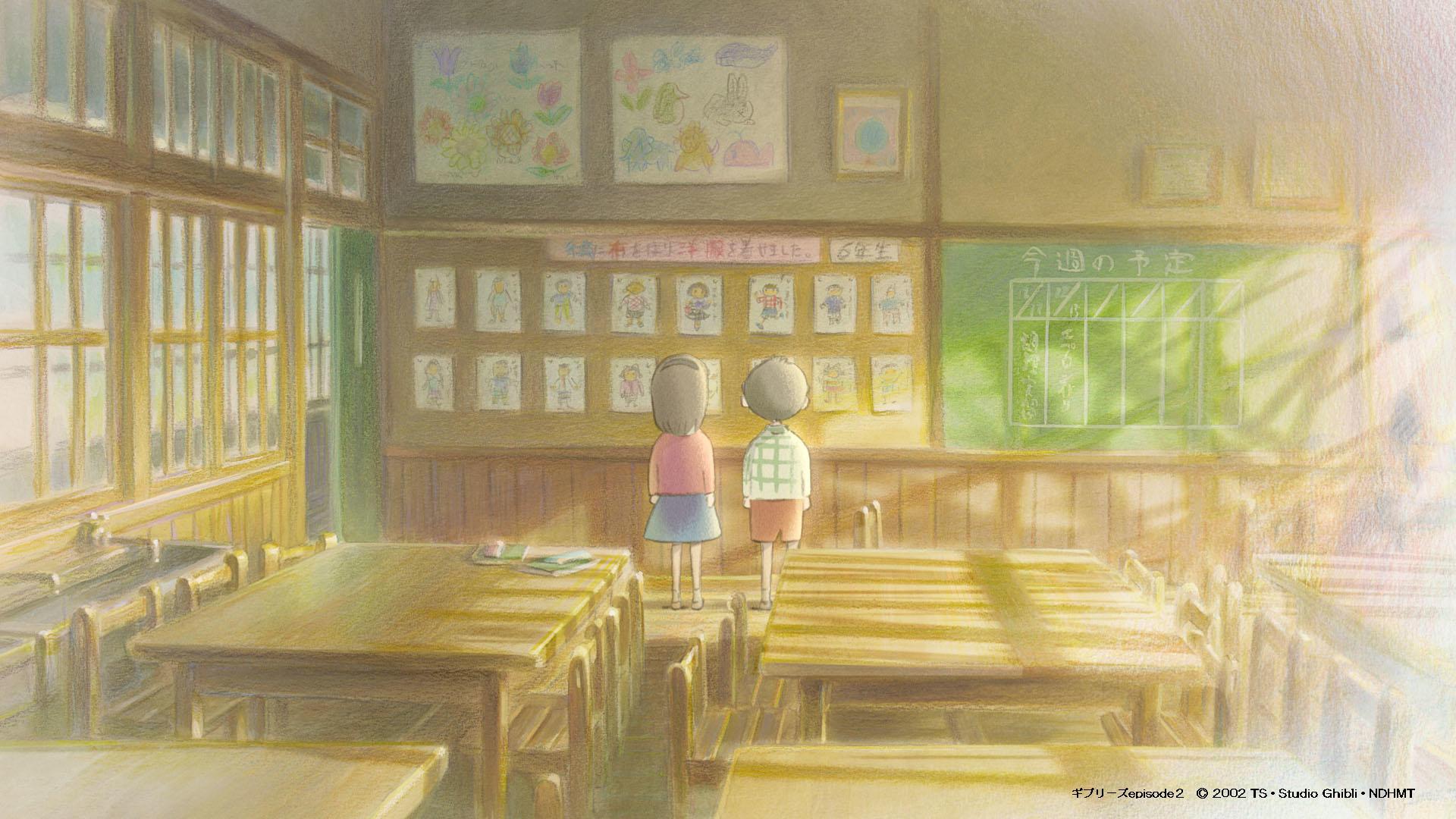 Ghiblies Episode 1 (2000). Estudios Ghibli.
