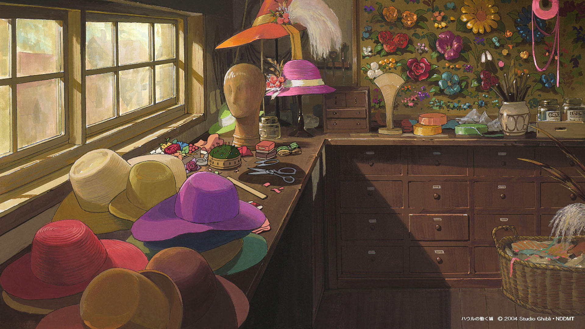 8 Studio Ghibli Anime Zoom Backgrounds That Will Take You To A